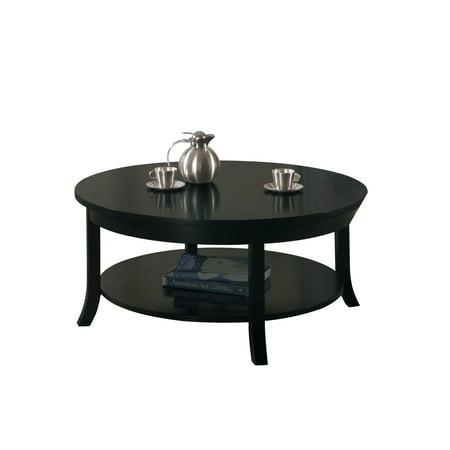 ACME Gardena Coffee Table, Black - Walmart.com
