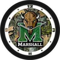 Marshall Camo Wall Clock