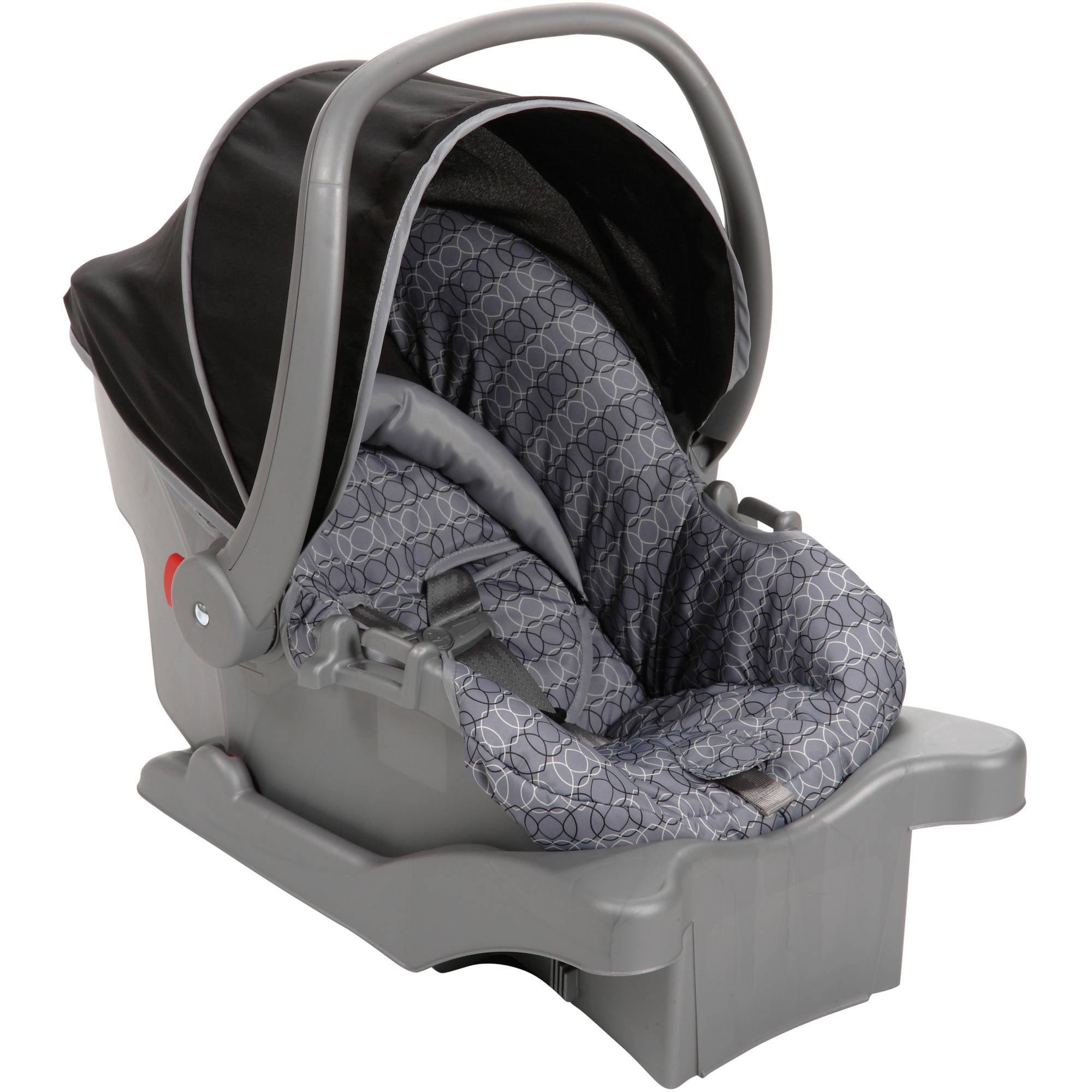 Safety 1st Comfy - Carry Elite Infant Car Seat, Rose Hill