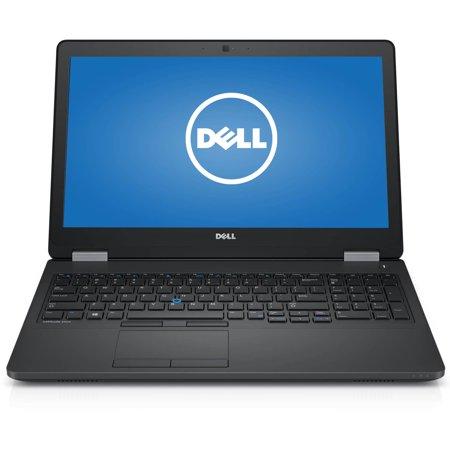 Dell Latitude 15 6  Laptop  Windows 10 Pro  Intel Core I5 6440Hq Processor  8Gb Ram  500Gb Hard Drive