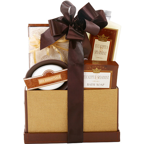 Alder Creek Gift Baskets Alder Creek Autonomy Spa Gift Box