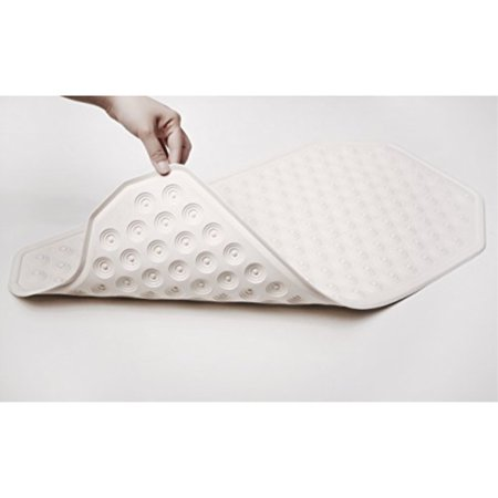 The Original Refinished Bathtub Mat No Suction Cup Bath White