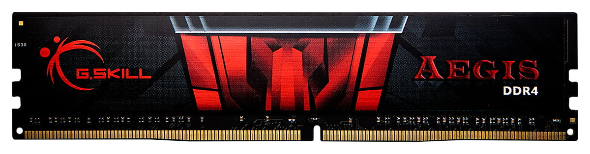 8GB G.Skill DDR4 Aegis 2133MHz PC4-17000 CL15 Single Desktop Memory Module