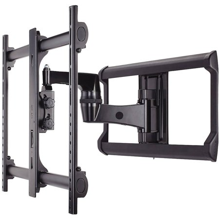 SANUS Full-Motion Wall Mount for 37″-65″ Flat-Panel TVs, Extends 20″