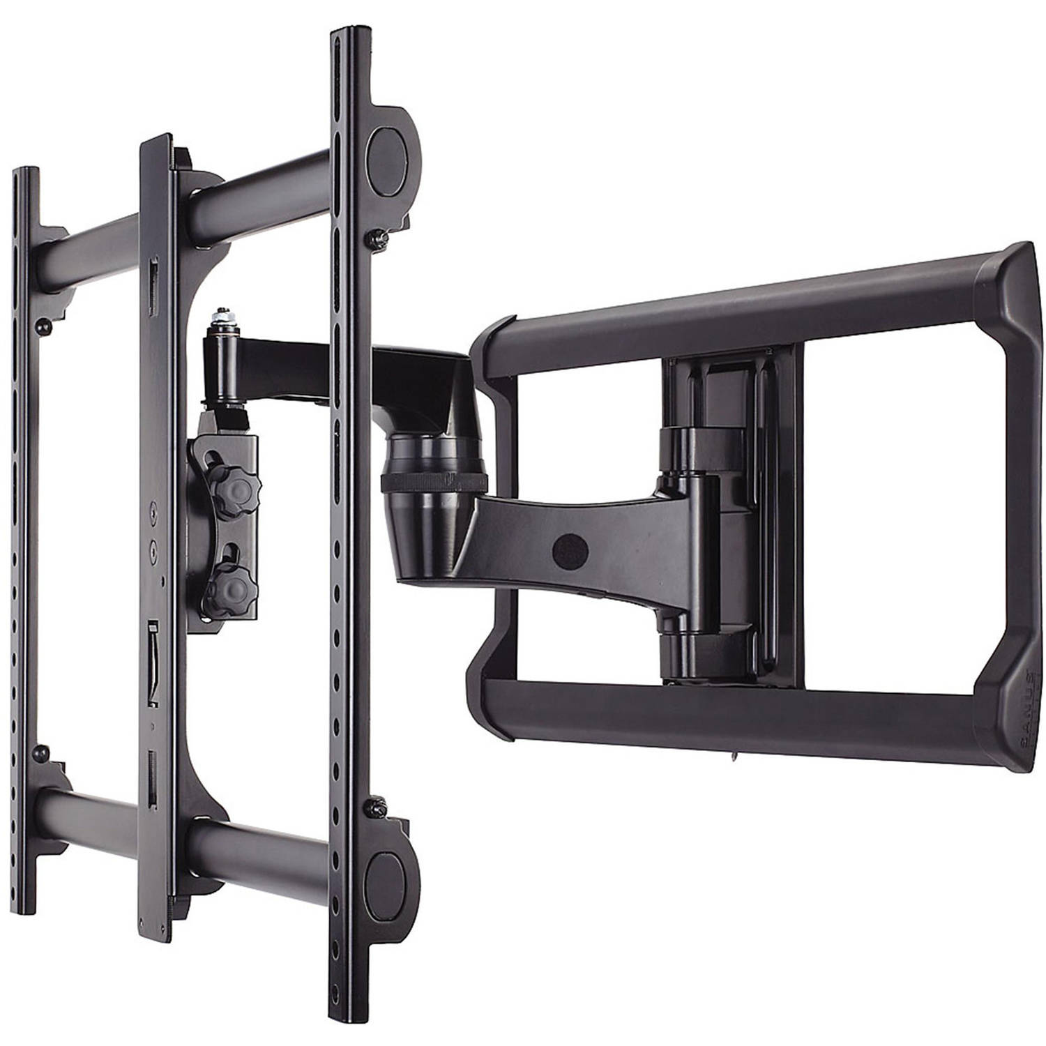 "SANUS Full-Motion Wall Mount for 37""-65"" Flat-Panel TVs, Extends 20"""