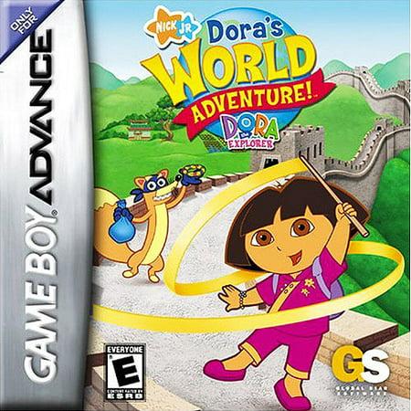 Dora's World Adventure - Game Boy - Bots Game