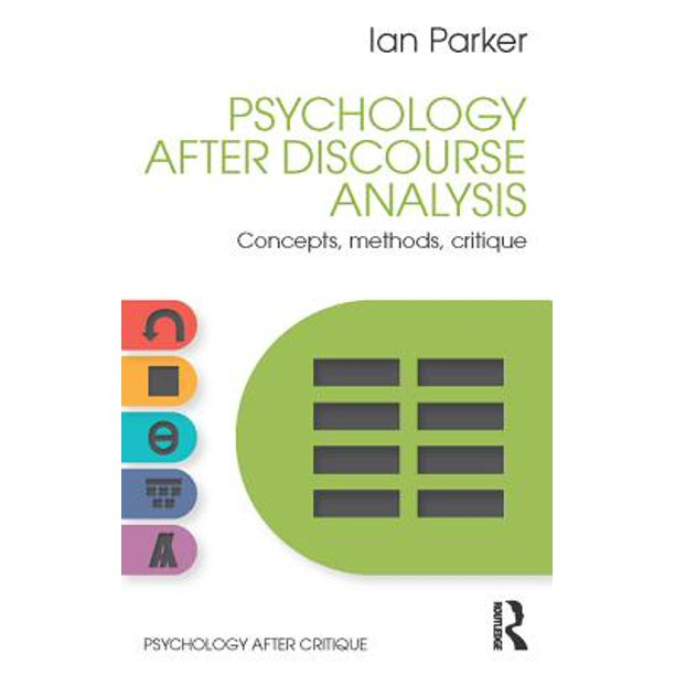 Psychology After Discourse Analysis - eBook