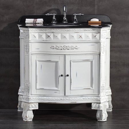 OVE Decors York 36 in. Single Bathroom Vanity