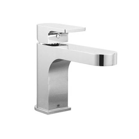 Lyndon D35109100.144DISP  Single Handle Lever Monoblock Faucet,Brushed