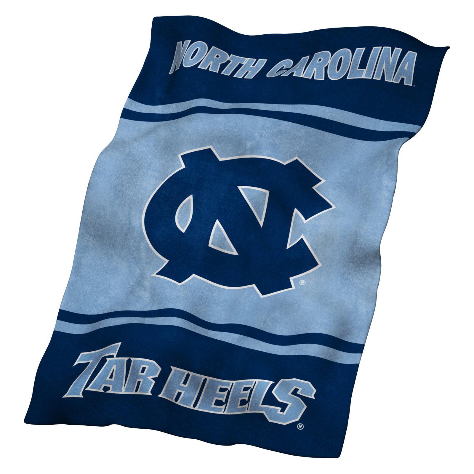 Logo Chair NCAA North Carolina UltraSoft Blanket