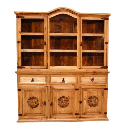 Charmant Million Dollar 03 1 10 C Two Piece China Cabinet With Stars