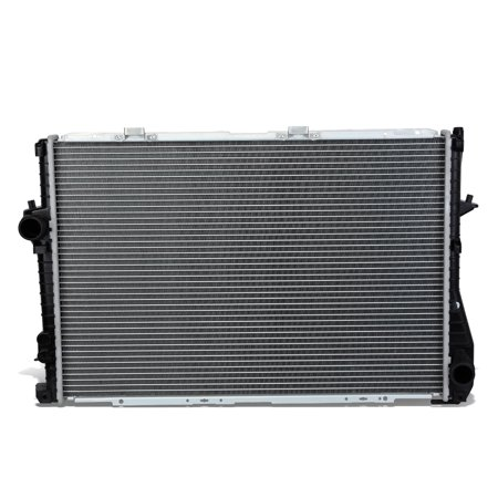 Bmw Radiator Support (For 1994 to 1999 BMW 528i / 540i / 740i / 750iL / 850ci AT / MT Performance OE Style Full Aluminum Core Radiator 1401)