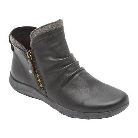 Women's Rockport Cobb Hill Amalie Side Zip Ankle Boot