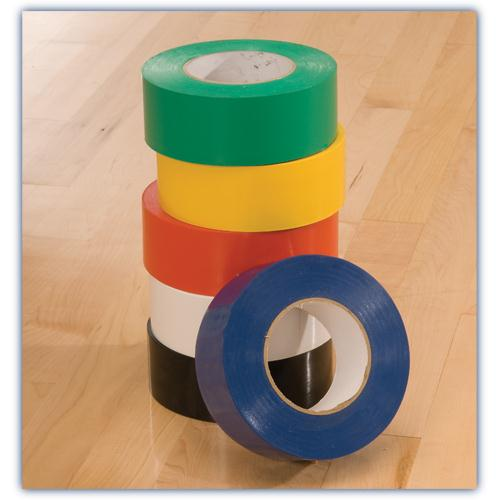 "Floor Marking Tape-Color:Green,Size:2W"" x 60L yd."