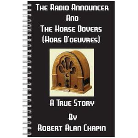 Hor D'oeuvres Halloween (The Radio Announcer And The Horse Dovers (Hors D'oeuvres) -)