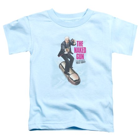 The Naked Gun Bullet Little Boys Shirt (Buck Naked And The Bare Bottom Boys)