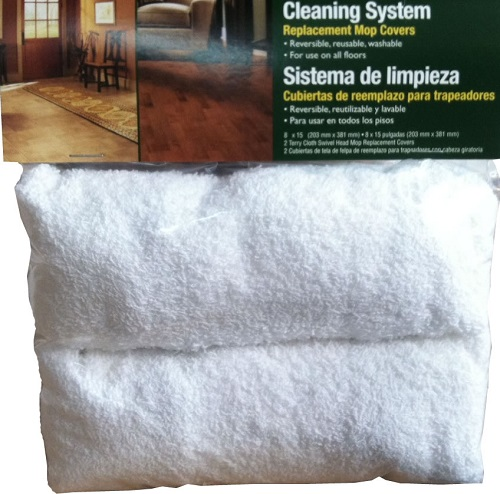 "Armstrong 8""x15"" Elastic Mop Replacement Covers"