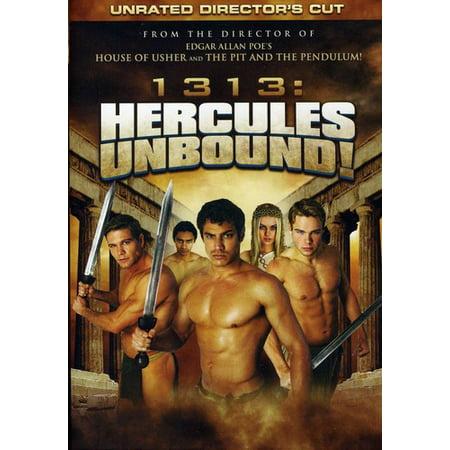 1313: Hercules Unbound! (DVD) (Hercules Dad)
