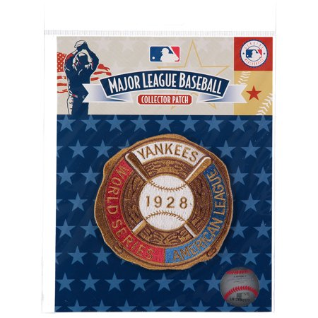 New York Yankees 1928 American League Anniversary and Commemorative Patch - No Size