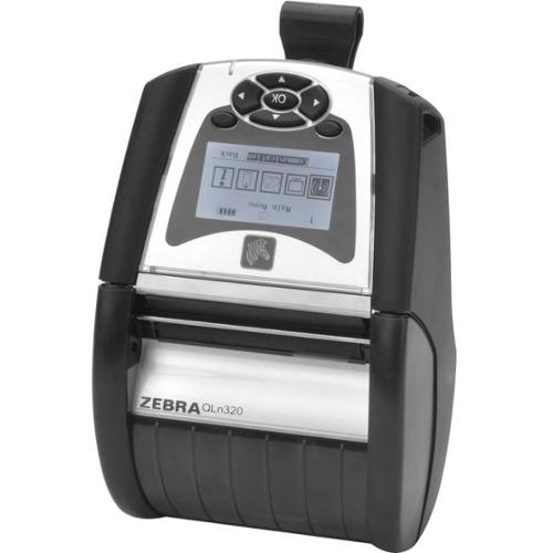 Zebra QLN320 Direct Thermal Portable Label Printer - MiFi + Ethernet