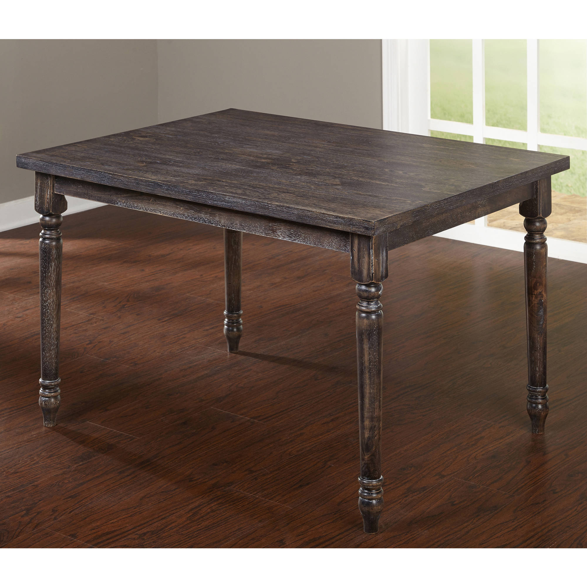 Arena Burntwood Dining Table by