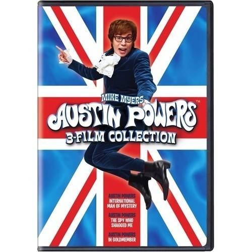 Austin Powers Collection: Austin Powers: International Man Of Mystery / The Spy Who Shagged Me / Goldmember