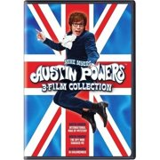 Austin Powers Collection: Austin Powers: International Man Of Mystery   The Spy Who Shagged Me   Goldmember by TIME WARNER