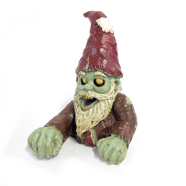 Crawling Zombie Gnome Garden Sculpture Halloween Decoration Walmart Com Walmart Com