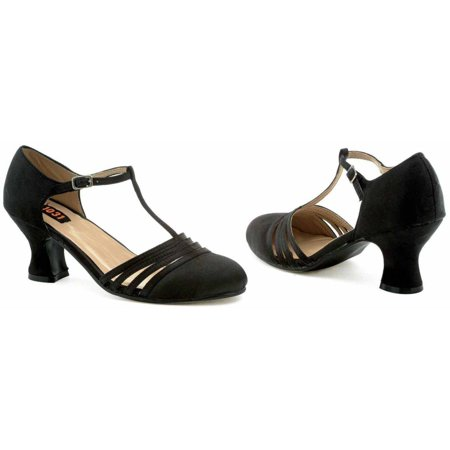Lucille Black Shoes Women's Adult Halloween Costume Accessory - Halloween 110 Shoes