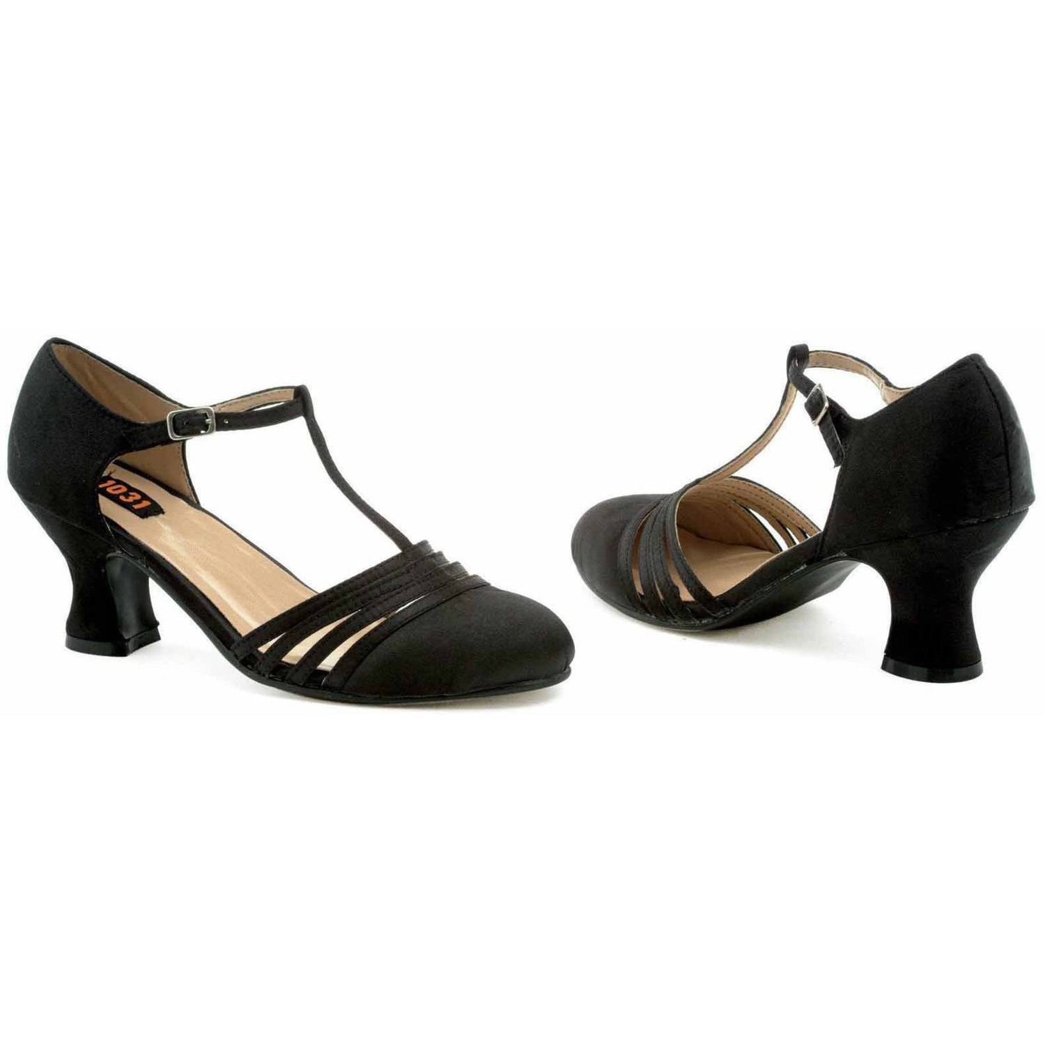Lucille Black Shoes Women's Adult Halloween Costume Accessory