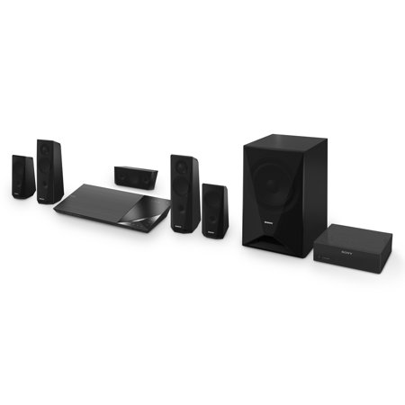 Sony BDVN5200W 5.1 Home Theater System With Blu-Ray Player (Black)