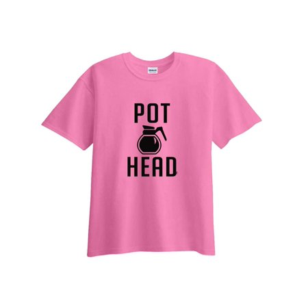 2542b6e2d1a Pot Head Coffee T-Shirt - Walmart.com