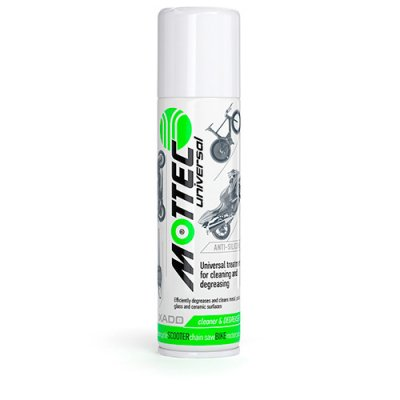 Mottec Universal Anti-silicone cleaner Degreaser Bike Motorcycle Scooter