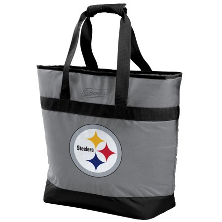 Rawlings NFL 30 Can Soft Tote Cooler, Pittsburgh Steelers
