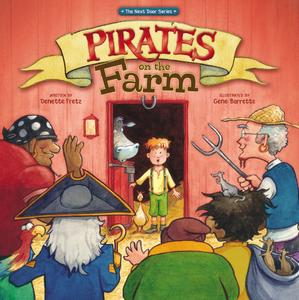 Pirates on the Farm - eBook