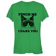Grumpy Cat Juniors' Pinch Me I Dare You T-Shirt