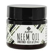 Alaffia - Unrefined Neem Oil - 0.8 fl. oz.