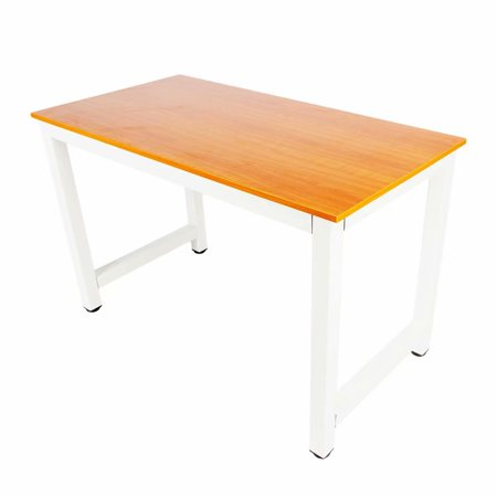 Akoyovwerve Portabe Height Standing Desk Wooden Computer Table
