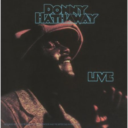 DONNY HATHWAY:LIVE (Vinyl) (For All We Know Donny Hathaway Sheet Music)