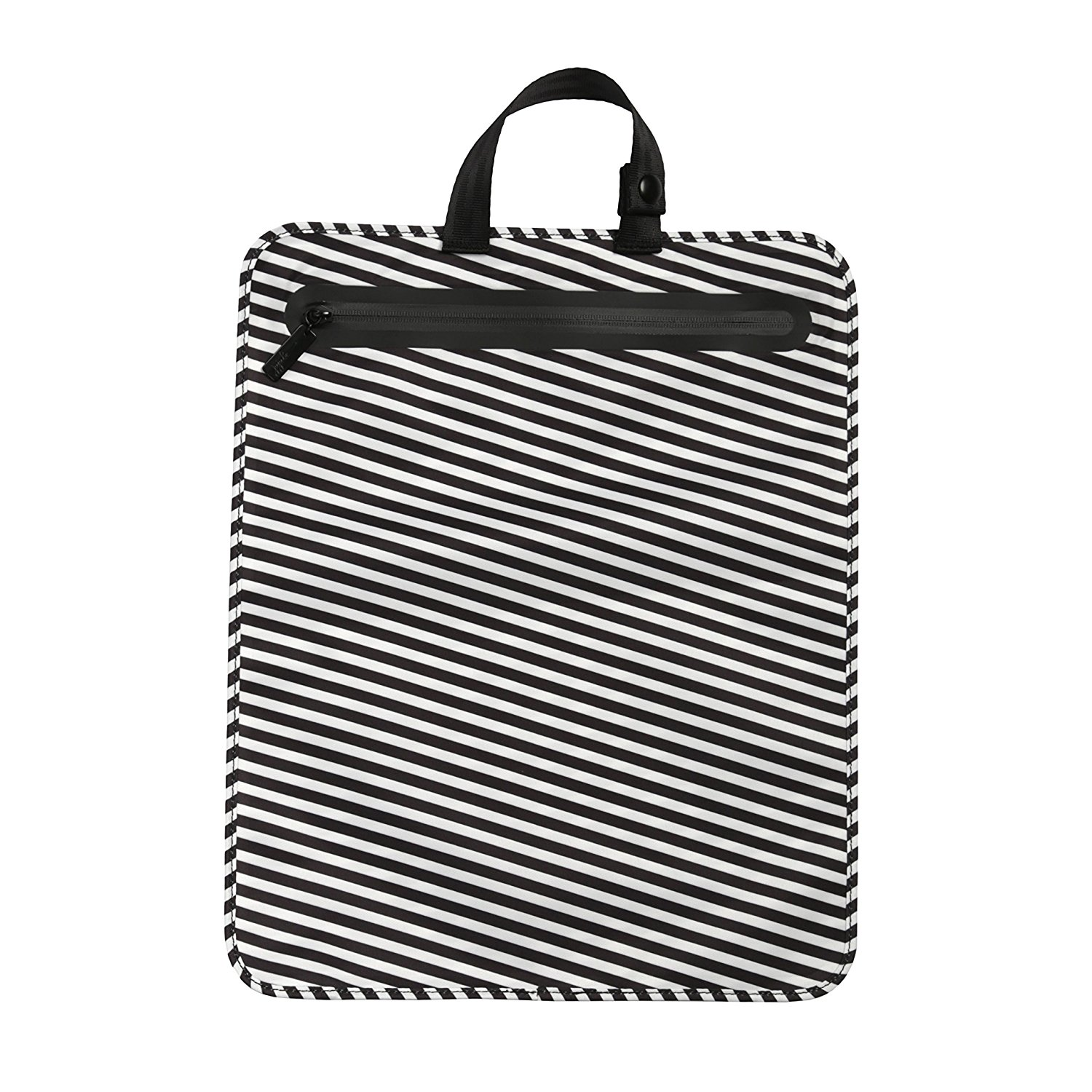 Onyx Collection Be Dry Premium Wet Bag, Black Magic, Water resistant with tight sealed seams to prevent leaks By Ju-Ju-Be