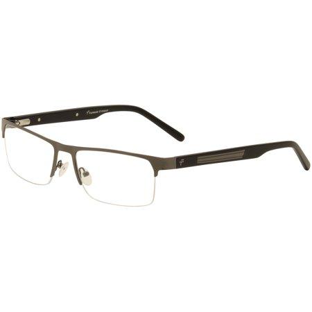Fatheadz Men's Equity FH00196 FH/00196 Gunmetal/Black Optical Frame (Men's Optical Frames)
