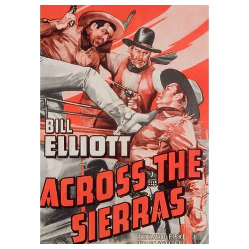 Across the Sierras (1941)