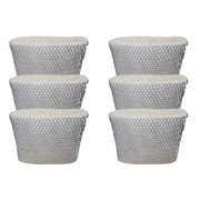 Crucial Holmes Wick Humidifier Filter (Set of 6)