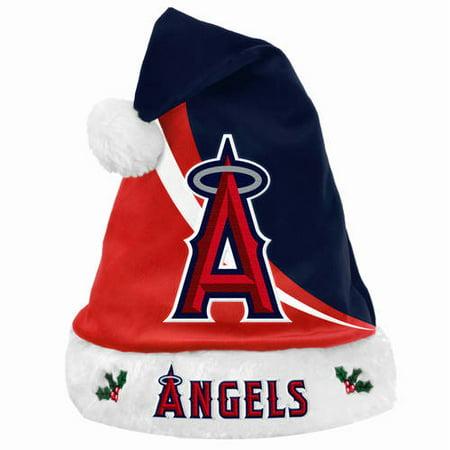 Forever Collectibles MLB Swoop Logo Santa Hat