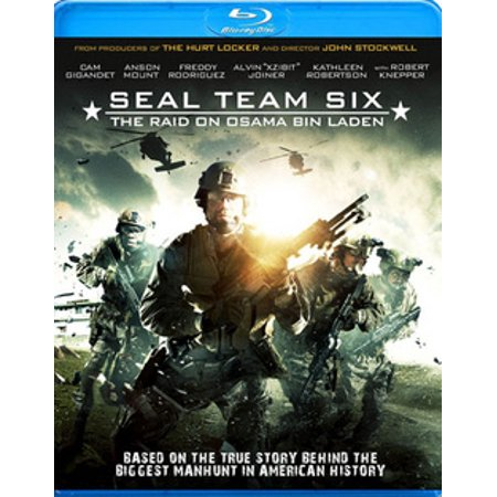 Seal Team Six: The Raid on Osama Bin Laden (Blu-ray)