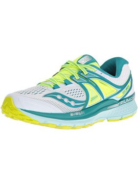 Product Image Saucony Women s Triumph Iso 3 Running Shoe, White Teal Citron,  ... 6c575687c8