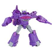 Transformers Cyberverse Warrior Class Decepticon Shockwave Action Figure Toy