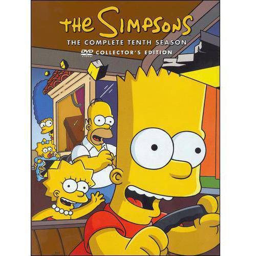 Simpsons Full Episodes Halloween (The Simpsons: Season 10 (Full)