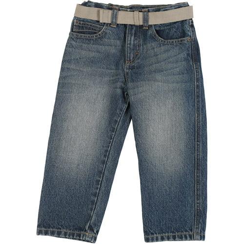 Wrangler Baby Boys' Premium 5-Pocket Jean