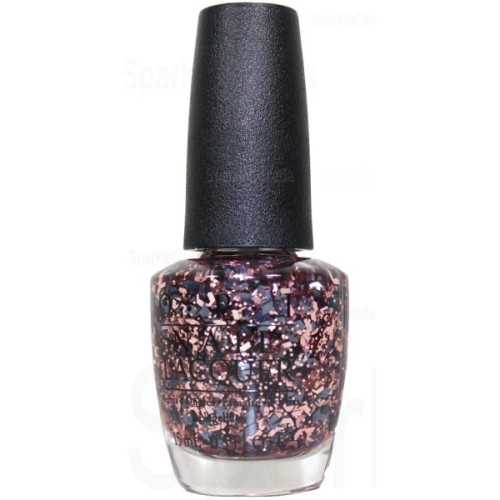 OPI Nail Lacquer Nail Polish, Two Wrongs Don't Make A Meteorite